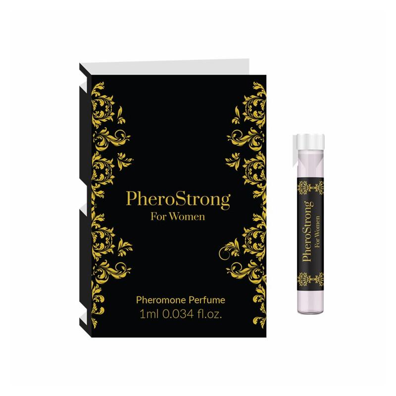Zapachowe feromony dla kobiet PheroStrong for Women 1 ml