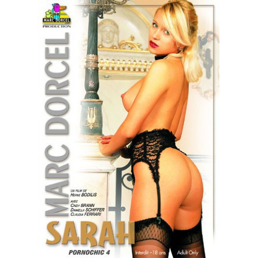 Film DVD Marc Dorcel - Pornochic 04: Sarah