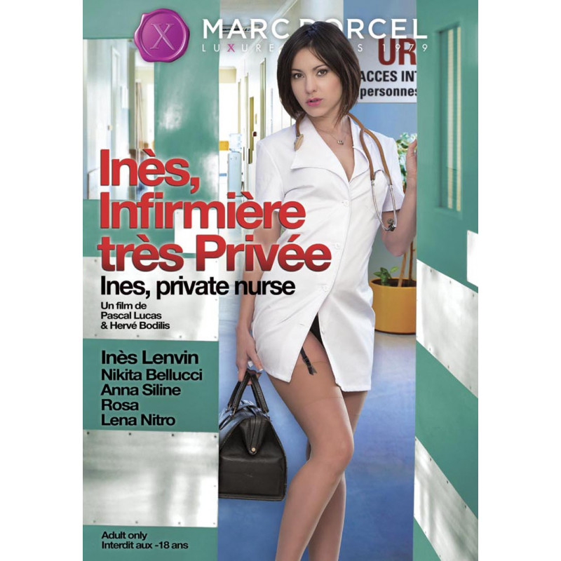 Film DVD Dorcel - Ines, Private Nurse