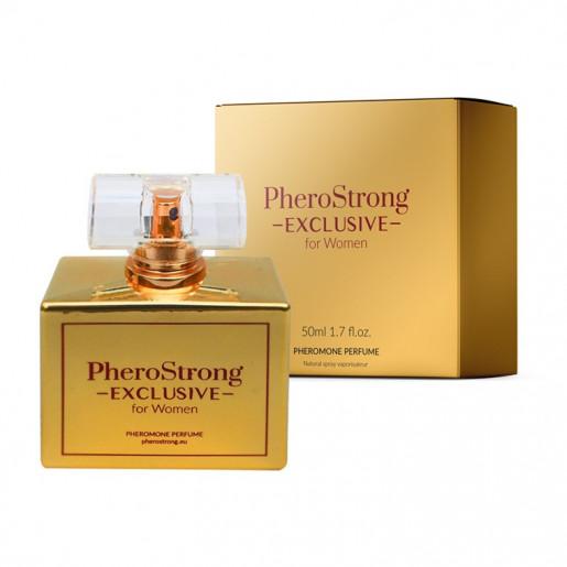 Feromony dla kobiet PheroStrong linia Exclussive 50ml