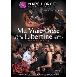 Film DVD Dorcel - My Real Swingers' Orgy