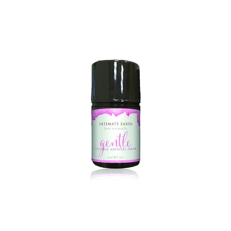 Łagodny żel stymulujący łechtaczkę Intimate Earth - Gentle 30 ml