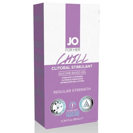 Chłodzący żel stymulujący System JO Cooling Chill 10 ml