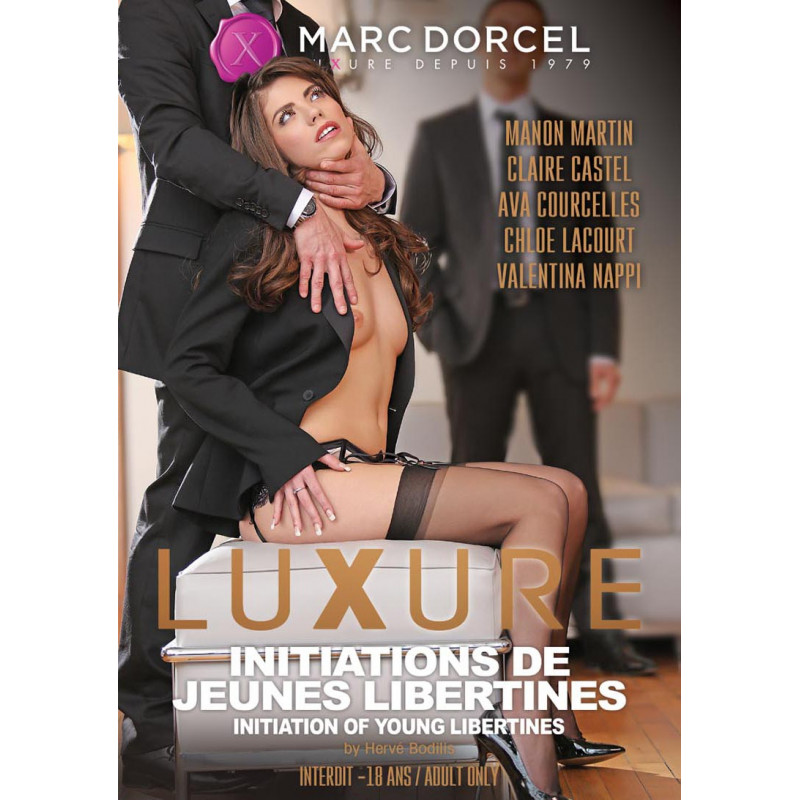 Film DVD Marc Dorcel - Luxure: Initiation of Young Libertines