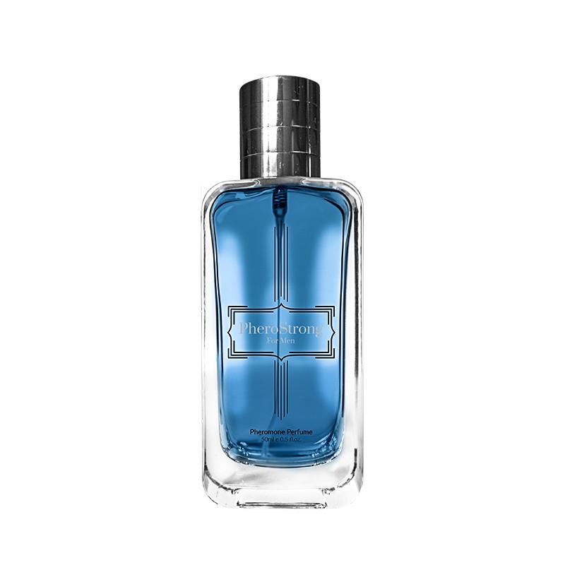 Perfumy z dodatkiem feromonów dla mężczyzn PheroStrong 50 ml