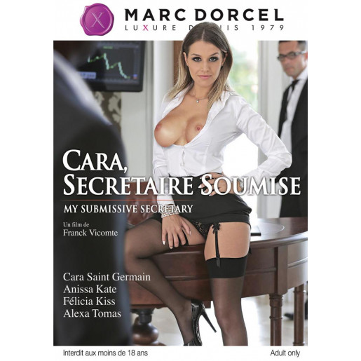 Film DVD Dorcel - My Submissive Secretary