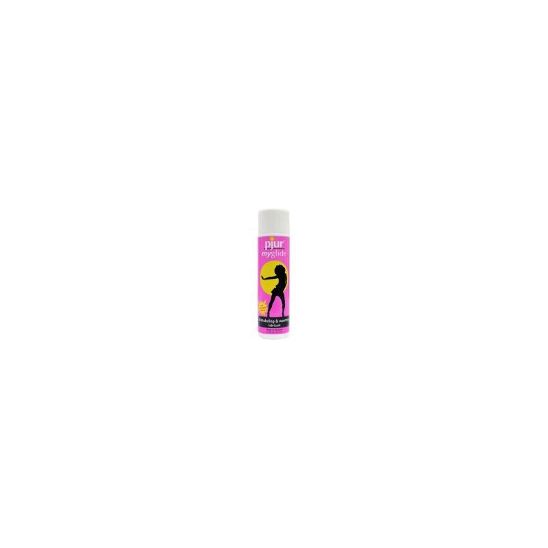 Lubrykant wodny z żeń-szeniem pjur MyGlide 100 ml