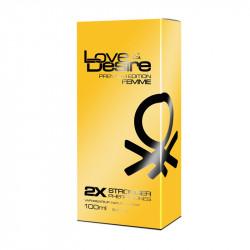 Feromony dla pań Love&Desire Gold Femme 100ml