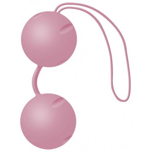 Blado różowe podwójne kulki gejszy Joyballs