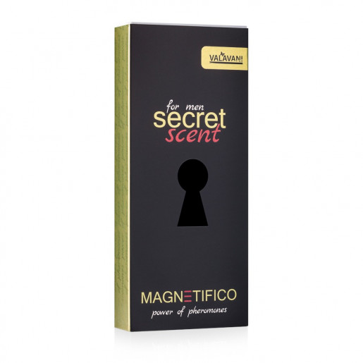 Feromony MAGNETIFICO Secret Scent dla mężczyzn 20 ml