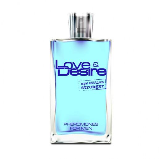 Perfumowane feromony dla mężczyzn Love&Desire Pheromones 100ml