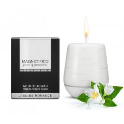 Zapachowa świeca z feromonami MAGNETIFICO kwiat jaśminu