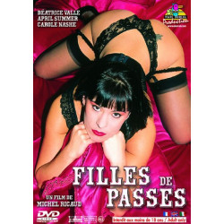 Film DVD Marc Dorcel - French sluts
