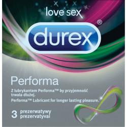 Durex Performa (1 op. / 3 szt.)