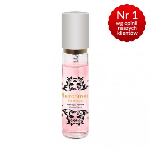 Zapachowe feromony dla kobiet PheroStrong for Women 15 ml
