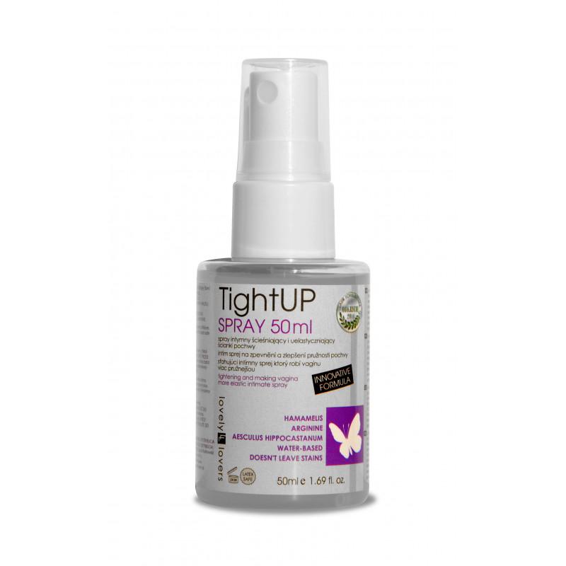 Spray ścieśniający pochwę Lovely Lovers TightUP 50 ml