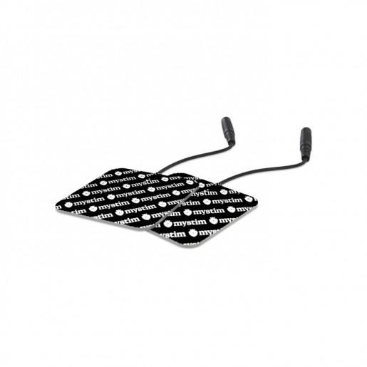 Elektrody do elektrostymulacji 40 x 40 mm Mystim