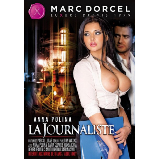 Film DVD Marc Dorcel - The Journalist