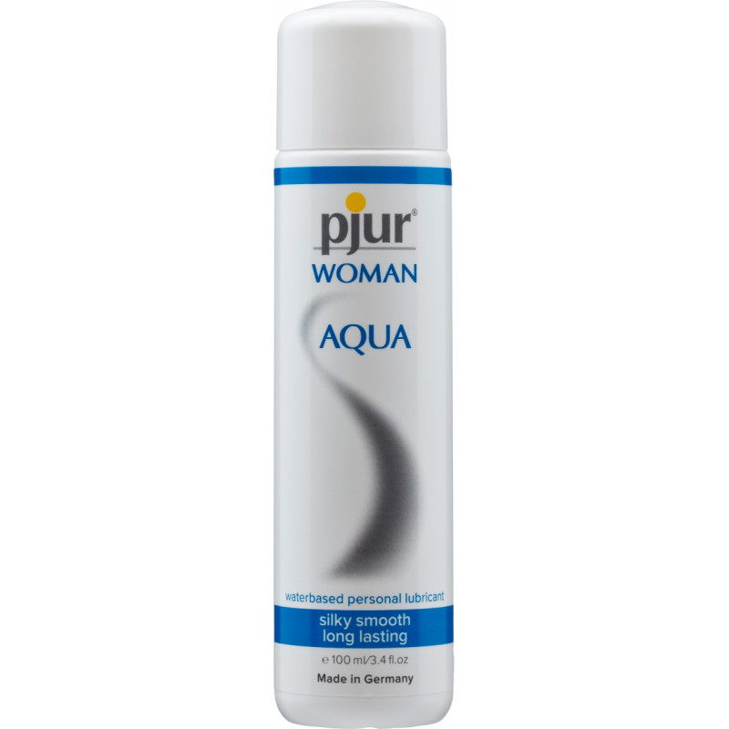 Lubrykant wodny dla kobiet pjur Woman Aqua 100 ml