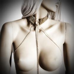 Bijoux Indiscrets - Désir Métallique Collar (złota)