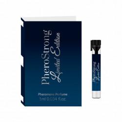 Perfumy z feromonami dla mężczyzn PheroStrong Limited Edition 1ml