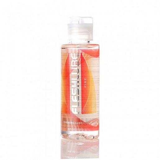 Rozgrzewający lubrykant FleshLube Fire 100ml