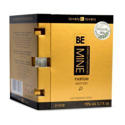 Perfumy z feromonami dla kobiet Lovely Lovers BeMINE Parfum 2 ml