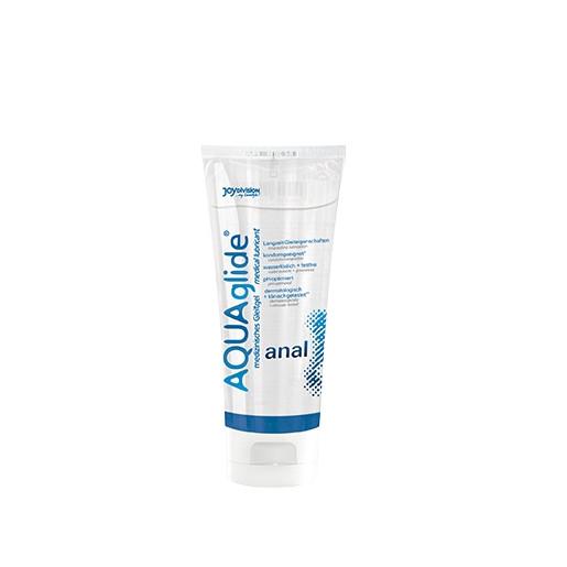 Żel analny na bazie wody AQUAglide anal 100 ml