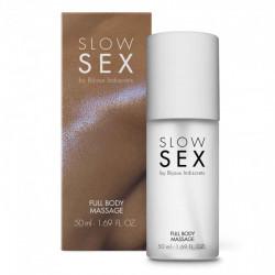 Żel do masażu erotycznego Bijoux Indistricts