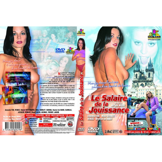 Film DVD Marc Dorcel - The wage of enjoyment