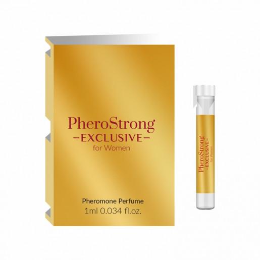 Feromony dla kobiet PheroStrong linia Exclussive 1ml