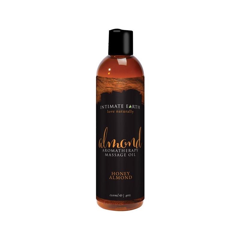 Zapachowy olejek do masażu Intimate Earth - migdały i miód