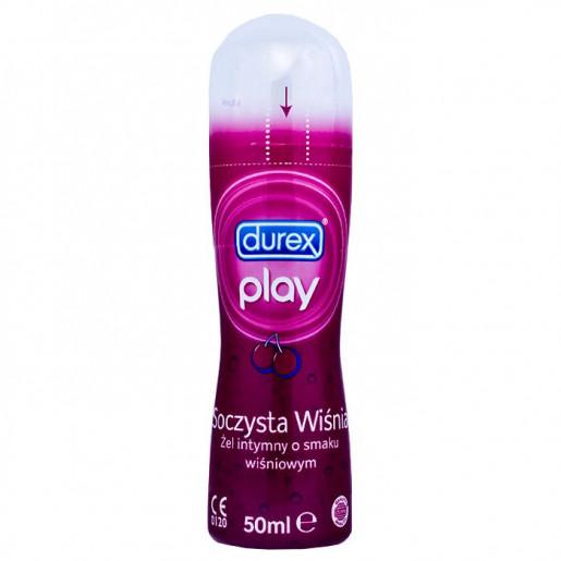 Wiśniowy lubrykant Durex play 50ml