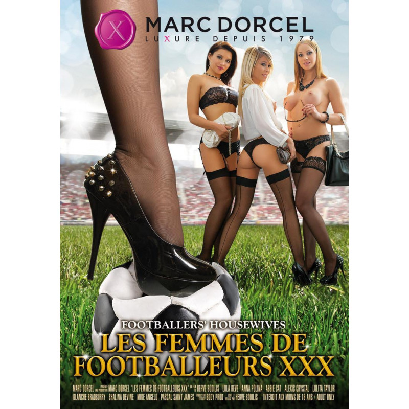 Film DVD Marc Dorcel - Footballer's Housewives