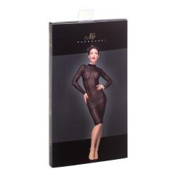 Seksowna sukienka z tiulu S Noir Handmade