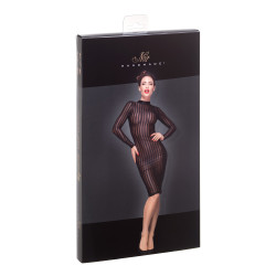 Seksowna sukienka z tiulu M Noir Handmade